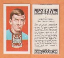 West Ham United Martin Peters England 17